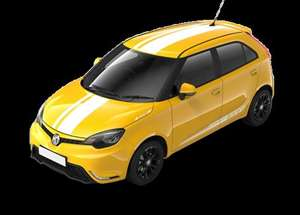 MG3 from £8399 top of the range fully loaded just £9999