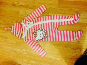 Hello Kitty Sleepsuit Primark was £6 now £1