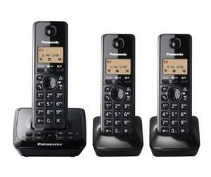 Panasonic KX-TG2723EB Trio DECT Cordless Telephone Set with Answer Machine £34.50  @ Amazon