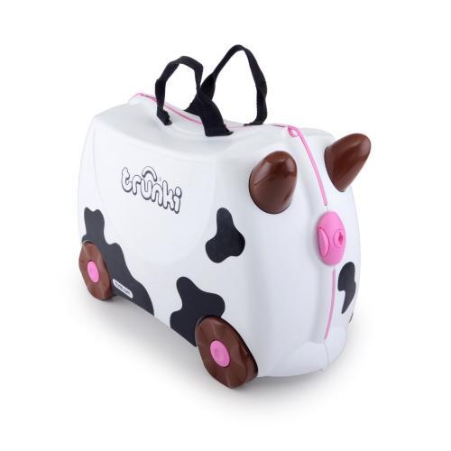 Trunki Frieda The Cow Ride-On Suitcase - £18.99 @ Amazon