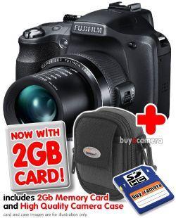 Bundle Super Zoom Bridge Camera 14mp MASSIVE 30x Zoom. £119.99 @ Buyacamera