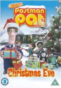 Postman Pat: Christmas Eve DVD in store £1 @ Poundland