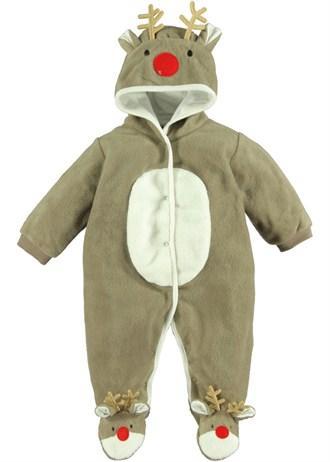 Unisex Reindeer Fleece for Baby £9.00 @ Matalan REDUCED to £6