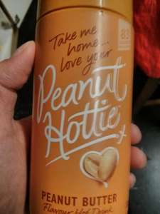 Peanut hottie (peanut butter flavour hot drink) 1/2 price £1.49 instore @sainsburys