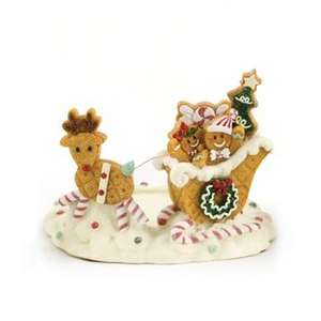 Yankee candle Gingerbread (and reindeer!) jar holder £9.56 delivered @yankee candle