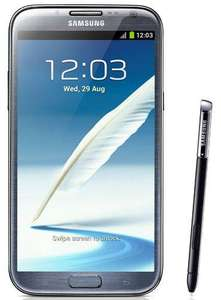 Samsung Galaxy Note 2 GT-N7100 Titanium Grey £317.61 @ Amazon (Lowest ever?)