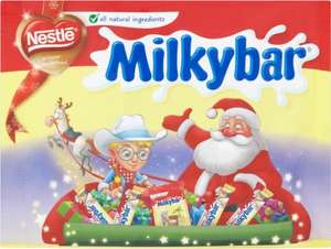 Nestle Milkybar Selection Pack 2 for £1.50 @ Iceland