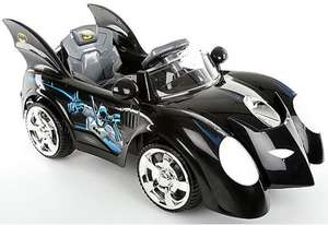 Batman Batmobile Ride-On £116.10 with code @ Halfords