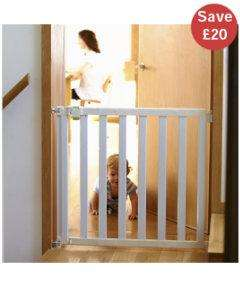 All safety gates half price (from £9.49) and Lindam playpen (£49.99) @ Mothercare