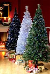 Ebay Deal of the Day Xmas trees from £31.99 Fibre optic 6ft online4furniture