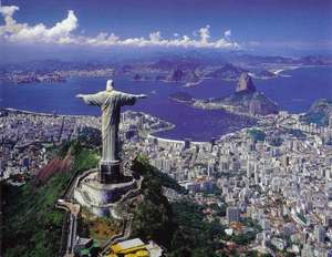 BA Direct Flight London to Rio for Christmas Period/New Year -  Business Class Club World (includes flatbed) -  £1008 (usually £3,462) + 17,302 Avios @ BA.com