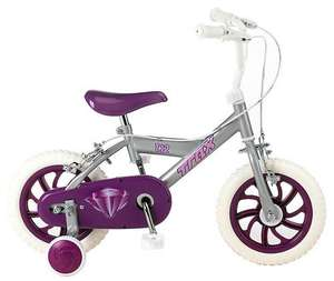 "Trax T.12 Girls Bikes - 12"" was £39.99 now £26.99 with voucher: B13BKZ01 @ Halfords free delivery"