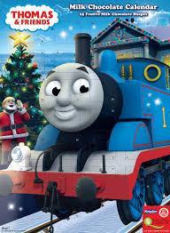Thomas & Friends Advent Calendar 48p @ Morrisons Bache/Chester