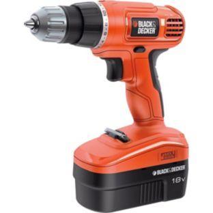 Black & Decker EPC18CA Cordless Drill - 18V £29.99 @ Argos OR Amazon