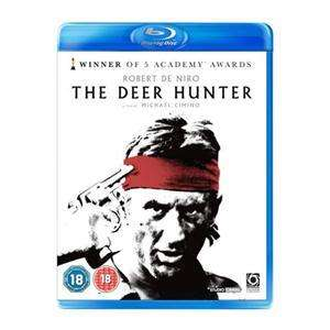 The (flame)Deer Hunter Blu-Ray £8.70 with free delivery @ Play.com via zoverstocks