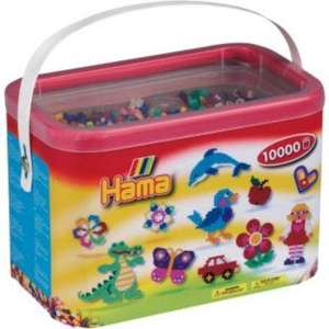 Hama beads 10,000 bucket FREE HOME DELIVERY £8.99 @ argos