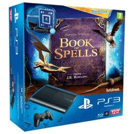 PS3 12GB Slim With Book Of Spells At HMV