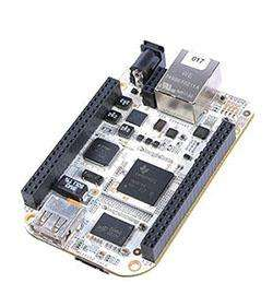 Half price BeagleBone development board for £27.27, shipping included @ TI