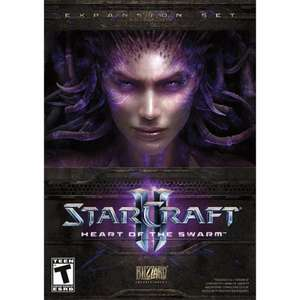 StarCraft II - Heart Of The Swarm £8.61 @ Amazon.ca
