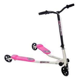 SMYTHS Sporter 1 Pink Scooter Fliker £59.99 to £44.99 using £5 off code free delivery