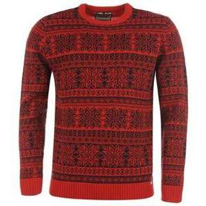 Lee Cooper Xmas Jumper Mens £8.99 80% off ? £4.99 delivery or in store Sportsdirect + 5% quidco