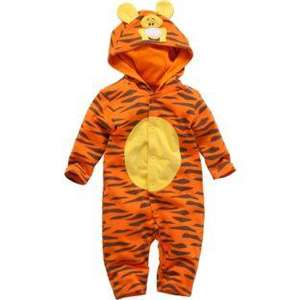 Loads of Babywear less than half-price eg Tigger or Winnie the Pooh Unisex Onesie, sizes up to 6-9 Months £2.99 @Argos