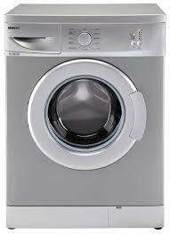 Brand new silver washing machine delivered for £179.99 at Ideal Kit