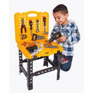 JCB Kids' Workbench Playset was £29.99 NOW ONLY £9.99 @ Argos