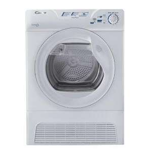 Candy kg condenser tumble dryer. Energy rating B. @ argos.  £199