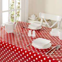 Round/Square/Rectangular PVC Tablecloths from £3.99 @ Dunelm-Mill