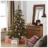 Tesco 6ft Norway Spruce Artificial Christmas Tree was £25 now £12.50 @ Tesco direct free store collection
