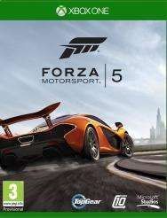 Forza Motorsport 5 Full XB1 game download & Day One Car Pack £35.99 @ Getpointsnow