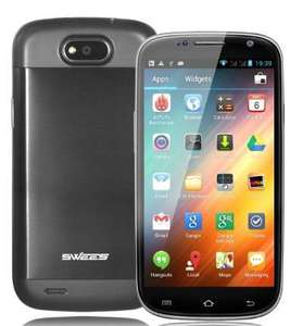 Swees® 5.0 inch Unlocked 3G Smartphone Android 4.2 Dual Core 1.3 GHz - Amazon - £71.94