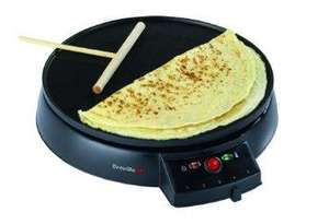Breville Traditional Crepe Maker £20 @ Amazon
