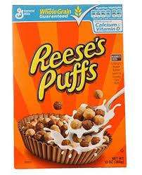 Reese's Puffs Cereal £3.75 @ Tesco