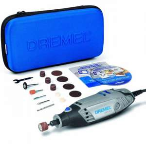 Dremel 3000 with Accessories.  Amazon £25.48