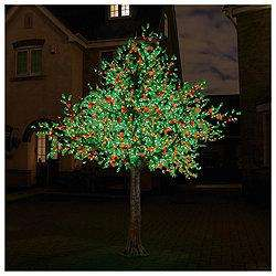 10.2ft LED Cherry Christmas Tree at Tesco ONLY £2500!!