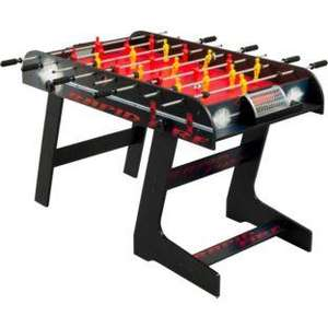 Hy-Pro 4ft Folding Football Games Table was £199.99 NOW £49.99 @ Argos free delivery with code; GAMESFD