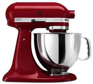 KitchenAid Artisan 5-Quart Stand Mixers £287 Sold by A-to-Z Supply and Fulfilled by Amazon US ( at the time of posting deal ) including all import duties and P&P