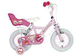 "Apollo Cupcake Girls Bike - 12"" - £49.99 Halfords"