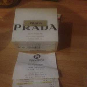 PRADA perfume £15.33 at Morrisons
