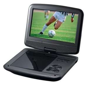 "Akai 10"" Portable DVD Player / USB / TV £69.99 @ TJ Hughes"