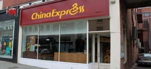The Real China Express: Chinese all-you-can-eat buffet for £3.50. Groupon deal.