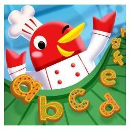 Innotab download of the week £1.00 instead of £2.99 - Alphabet Cookie