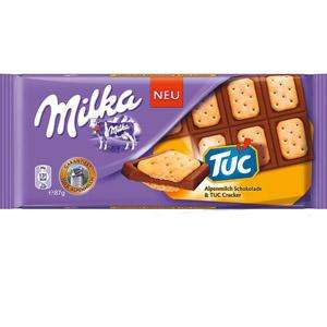 Milka Tuc Biscuit Chocolate Bar - 89p @ Farmfoods