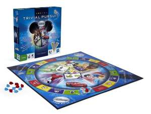 Trivial Pursuit Disney - Amazon - £14.99