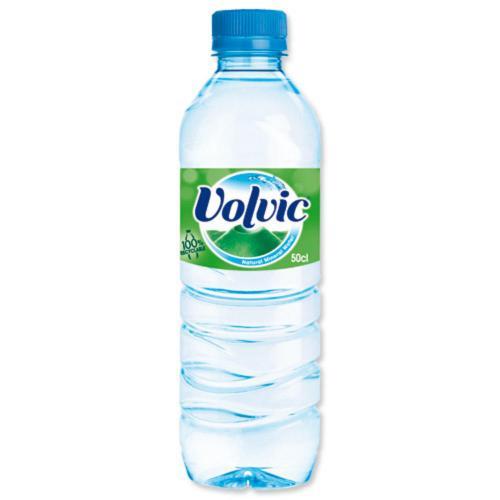 12 Volvic Water Bottles For £1.00 At Tesco