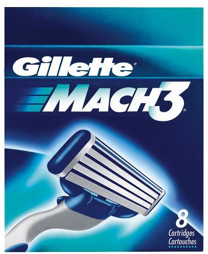 Gillette Mach 3 Razor Blades x 8 - £9.49 @ Amazon Prime