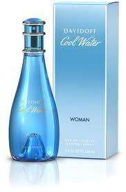 Davidoff Cool Water Woman 100ml EDT only £9.99 at B&M