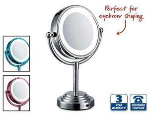 Illuminated Beauty Mirror £9.99 @ ALDI
